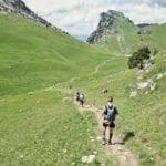 descente trail
