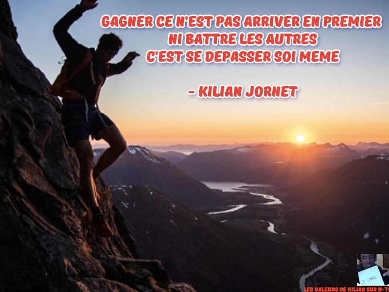 kilian jornet motivation