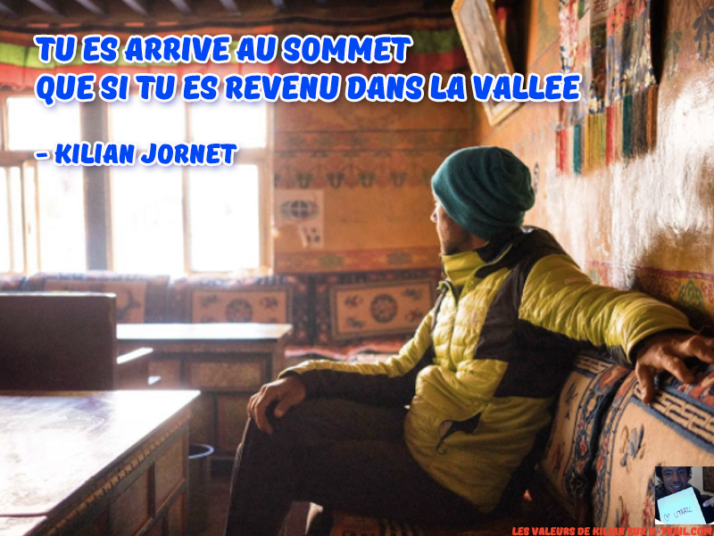 kilian jornet motivation