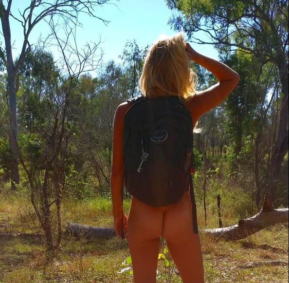trail australie naturiste