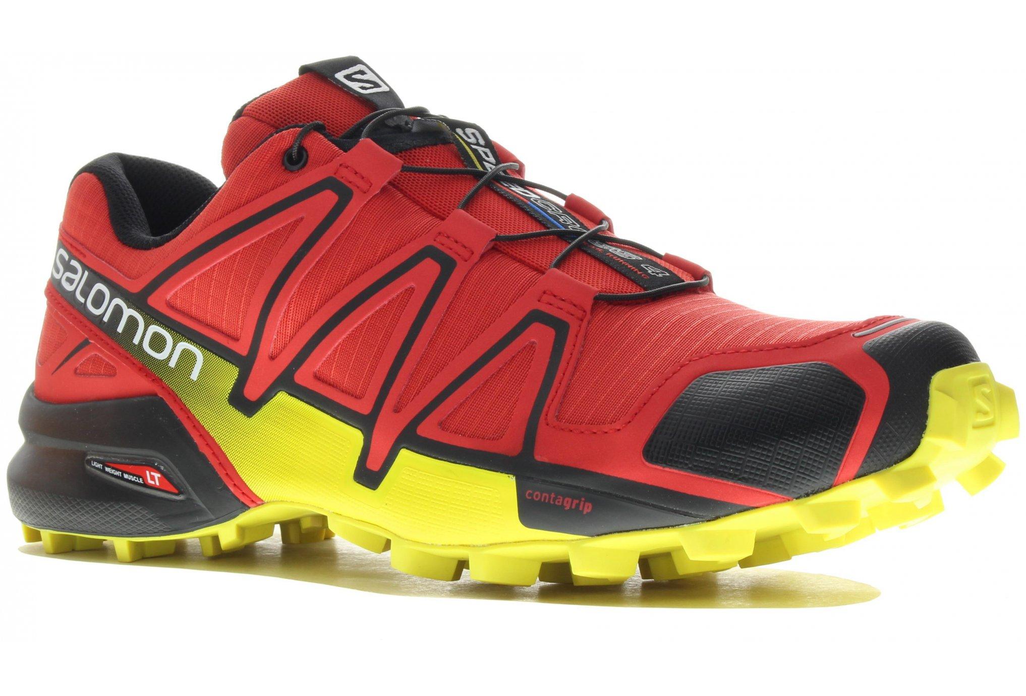 premier taux couleur n brillante offre spéciale Top 10 : les meilleures chaussures de trail en 2018 | u-Trail