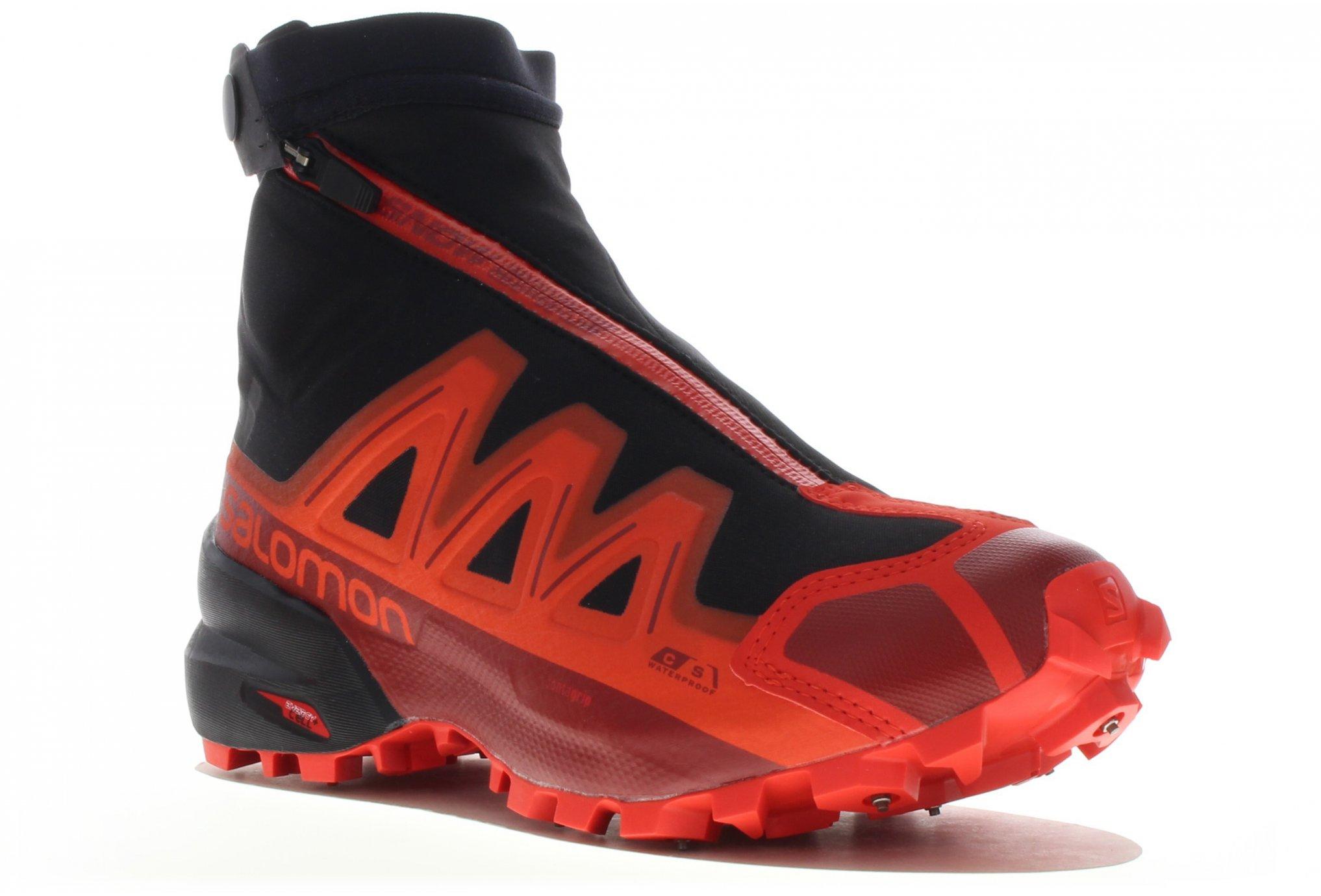 TOP 6 des chaussures de trail pour courir dans la neige cet