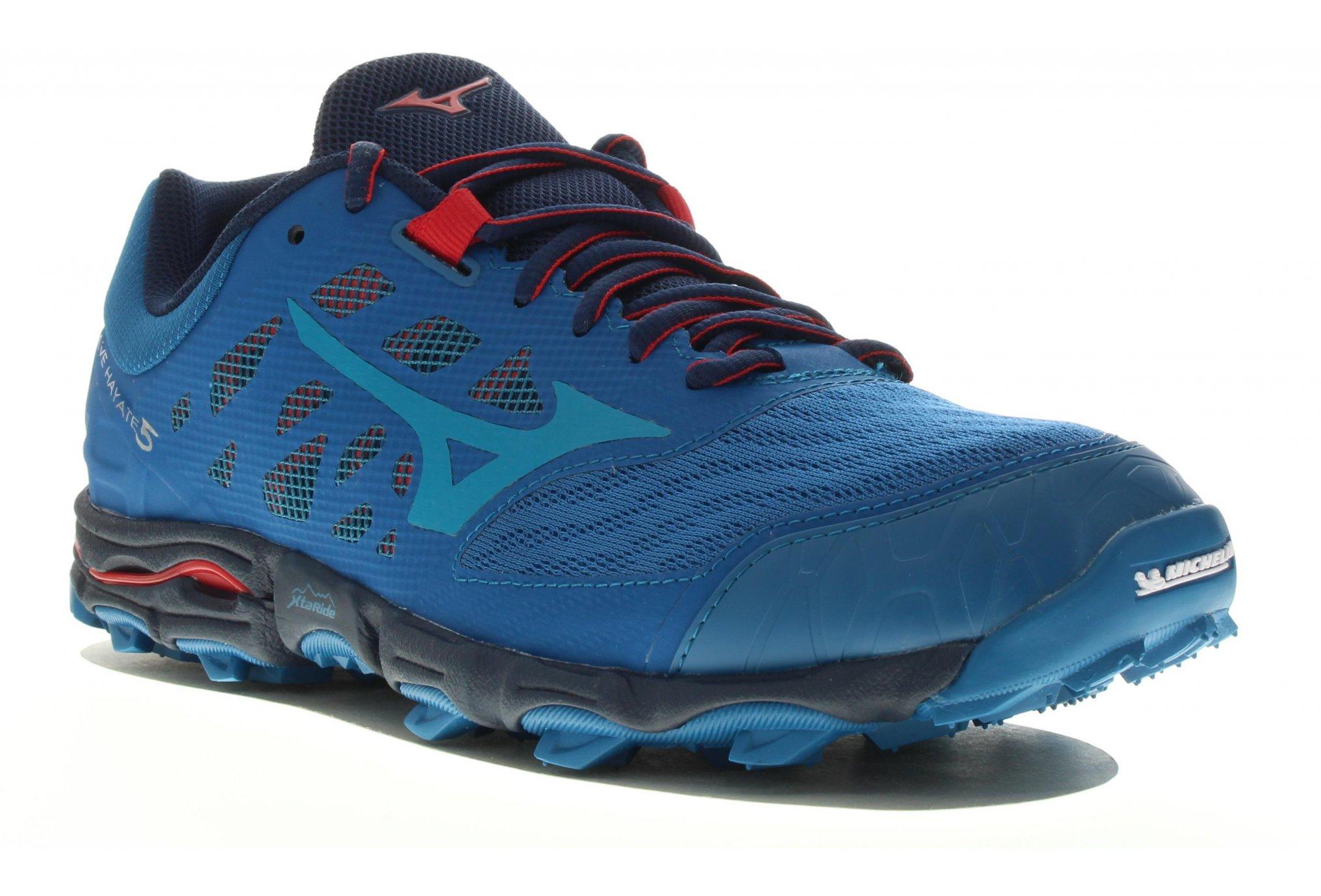 mizuno wave hayate 5 m chaussures homme 342290 1 fz | u Trail