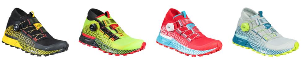 boa chaussures de trail la sportiva
