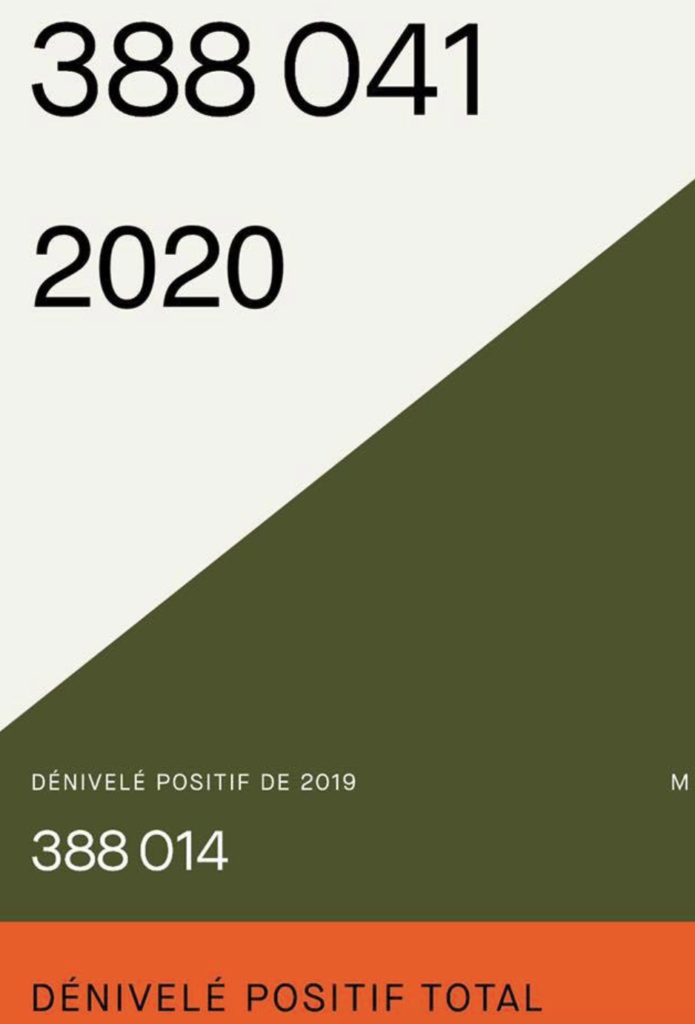 denivele positif françois d haene 2020
