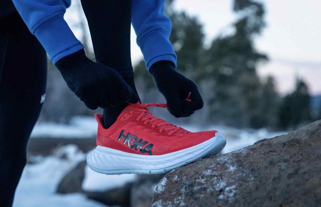 chaussure hoka carbon X 2
