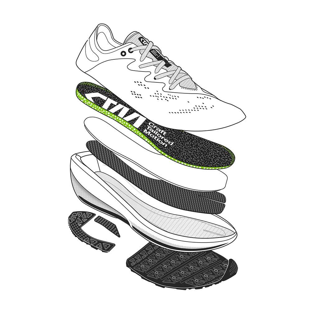 chaussure de trail Craft CTM