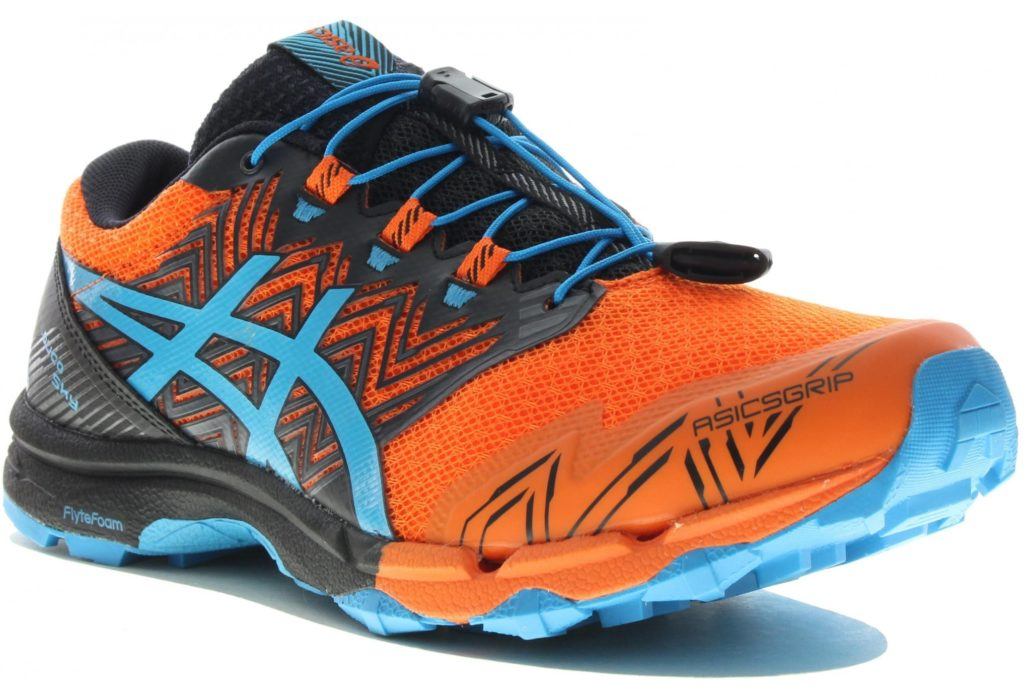 chaussure trail Asics Gel-FujiTrabuco SKY