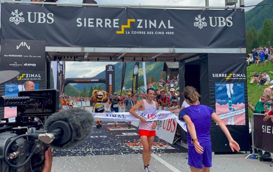 kilian jornet remporte sierre zinal 2021