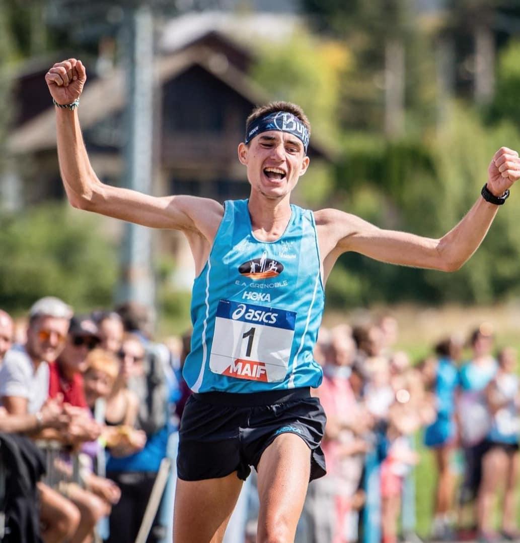Résultat championnats de France de course en montagne